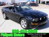 2005 Black Ford Mustang GT Premium Convertible #24901220