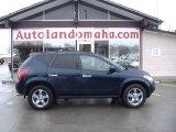 2005 Midnight Blue Pearl Nissan Murano SL AWD #24901223