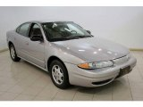 2000 Silvermist Oldsmobile Alero GX Sedan #24901452