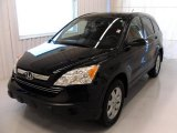 2007 Nighthawk Black Pearl Honda CR-V EX #24945417