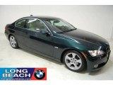 2008 Deep Green Metallic BMW 3 Series 328i Coupe #24945137