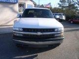 2002 Summit White Chevrolet Silverado 1500 LT Extended Cab 4x4 #24945293