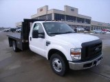 2009 Ford F350 Super Duty XL Regular Cab Dually Chassis Data, Info and Specs