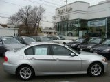2008 Titanium Silver Metallic BMW 3 Series 328xi Sedan #24944921