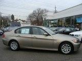 2007 Platinum Bronze Metallic BMW 3 Series 328xi Sedan #24944925