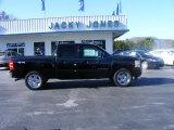 2010 Black Chevrolet Silverado 1500 LTZ Crew Cab 4x4 #24945308