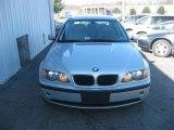 2003 Titanium Silver Metallic BMW 3 Series 325xi Sedan #24945383