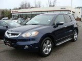 2007 Royal Blue Pearl Acura RDX Technology #24945128
