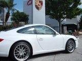 2007 Carrara White Porsche 911 Carrera Coupe #2488707