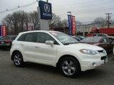 2008 White Diamond Pearl Acura RDX Technology #24944927
