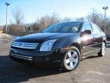 2008 Black Ebony Ford Fusion SE #24945333
