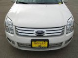 2008 White Suede Ford Fusion SEL #24945005