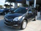 2010 Black Granite Metallic Chevrolet Equinox LTZ #24944966