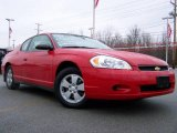 2006 Victory Red Chevrolet Monte Carlo LT #24944864