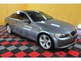 2008 Space Grey Metallic BMW 3 Series 335i Coupe #24945250