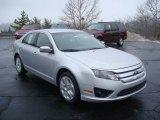 2010 Brilliant Silver Metallic Ford Fusion SE #24945015
