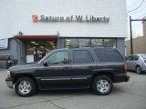 2005 Black Chevrolet Tahoe LT 4x4 #24999108