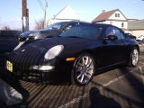 2007 Basalt Black Metallic Porsche 911 Carrera S Cabriolet #24999495