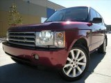 2004 Alveston Red Metallic Land Rover Range Rover HSE #24999503
