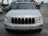 2006 Bright Silver Metallic Jeep Grand Cherokee Limited #2494480