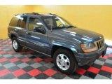 2000 Jeep Grand Cherokee Steel Blue Metallic