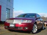 2007 Merlot Metallic Lincoln MKZ Sedan #24999371