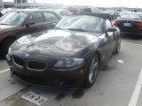 2008 Black Sapphire Metallic BMW M Roadster #24999403