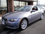 2009 Space Grey Metallic BMW 3 Series 335xi Coupe #24999137