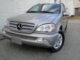 2005 Pewter Metallic Mercedes-Benz ML 350 4Matic #24999150