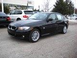 2010 Black Sapphire Metallic BMW 3 Series 328i xDrive Sedan #24999282