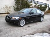 2010 Jet Black BMW 3 Series 328i xDrive Sedan #24999283
