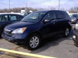 2008 Royal Blue Pearl Honda CR-V EX 4WD #24999294