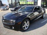 2010 Black Chevrolet Camaro LT Coupe #24999311