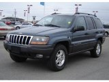 2002 Steel Blue Pearlcoat Jeep Grand Cherokee Laredo 4x4 #24999182
