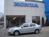 2007 Ultra Silver Metallic Chevrolet Cobalt LT Sedan #24999094
