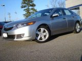 2009 Palladium Metallic Acura TSX Sedan #24999022