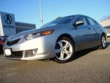 2009 Palladium Metallic Acura TSX Sedan #24999023