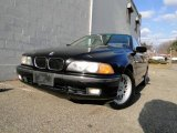 2000 Jet Black BMW 5 Series 528i Sedan #25047387