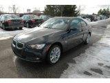 2009 Black Sapphire Metallic BMW 3 Series 335xi Coupe #2493743