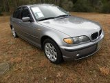 2005 Silver Grey Metallic BMW 3 Series 325i Sedan #25062216