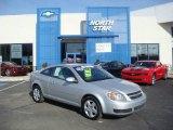 2007 Ultra Silver Metallic Chevrolet Cobalt LT Coupe #25062695