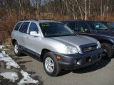2003 Pewter Hyundai Santa Fe LX 4WD #25062696