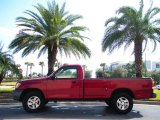 2001 Toyota Tundra Regular Cab Data, Info and Specs