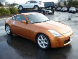 2004 Le Mans Sunset Metallic Nissan 350Z Touring Coupe #25062344