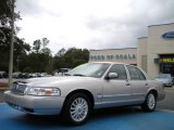 2009 Silver Birch Metallic Mercury Grand Marquis LS #25062530