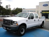 2003 Ford F250 Super Duty XL Crew Cab 4x4 Data, Info and Specs