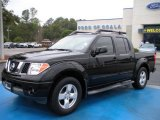 2005 Nissan Frontier LE Crew Cab Data, Info and Specs