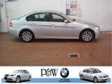 2006 Titanium Silver Metallic BMW 3 Series 325i Sedan #2494356