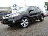 2008 Nighthawk Black Pearl Acura RDX Technology #25062322