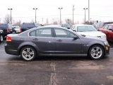 2009 Magnetic Gray Metallic Pontiac G8 Sedan #25062331